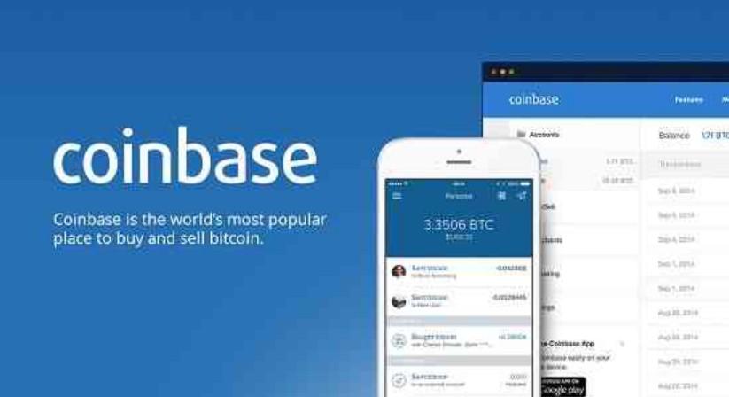 bitcoin wallet provider coinbase