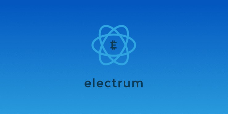 bitcoin wallet provider electrum