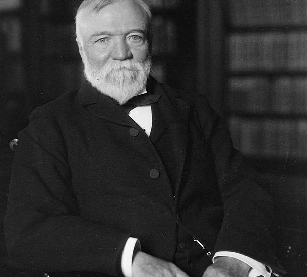 andrew carnegie wealth