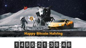 bitcoin halving date