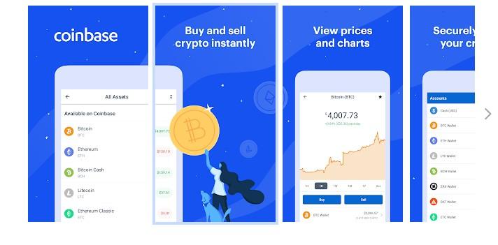 best crypto trading platform app