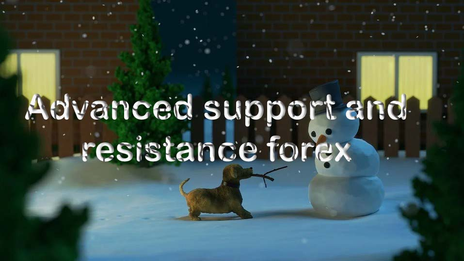 advanced support and resistance forex