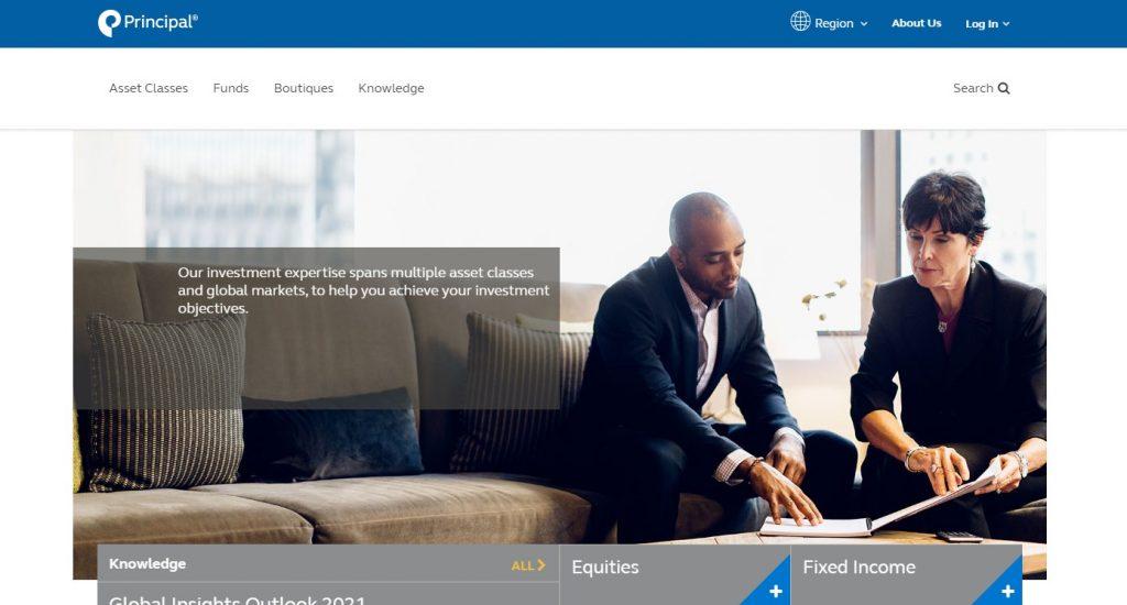 Principal Global Investors LLC official site