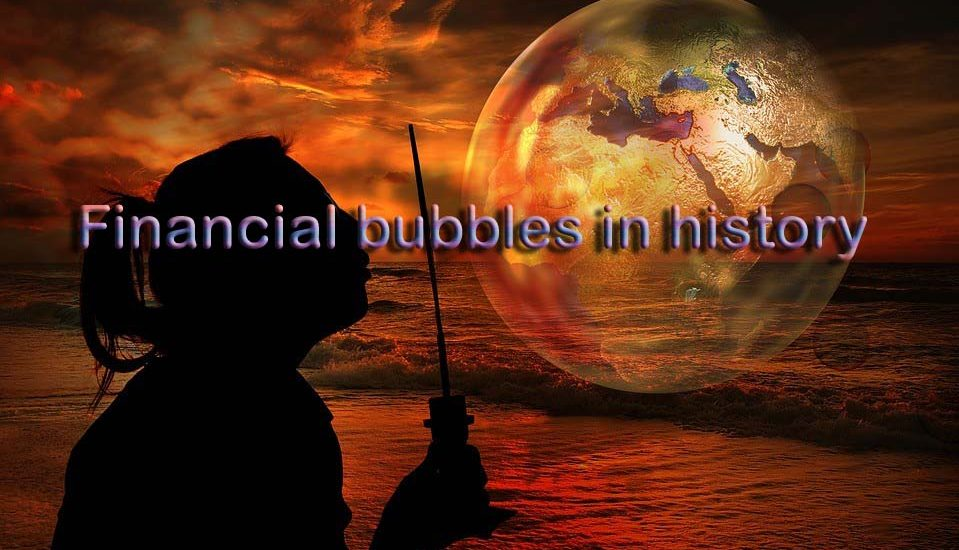 Financial bubbles in history